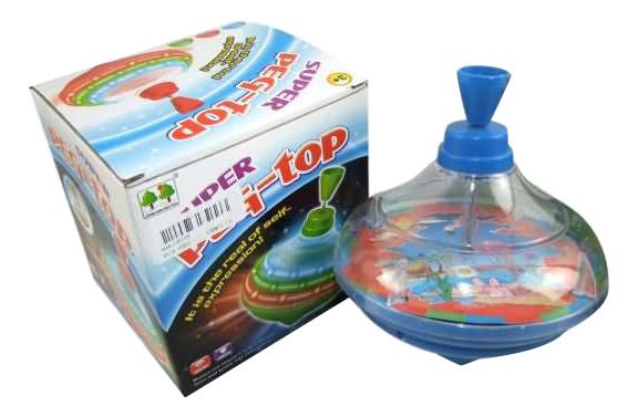 Купить Юла Junfa Toys Super Peg-Top CQS788-9, Развивающие игрушки