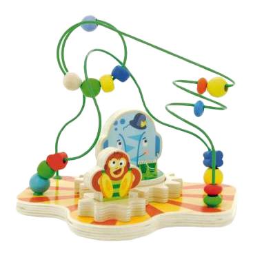 Сортер Игрушки из дерева Цирк.