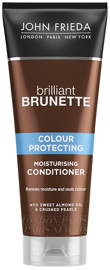 Купить Кондиционер для волос John Freida Brilliant Brunette Colour Protecting 250 мл, John Frieda