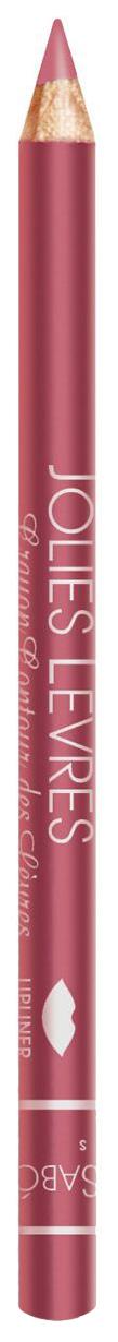 Карандаш для губ Vivienne Sabo Jolies Levres 107 Розовый теплый 1,4 г фото