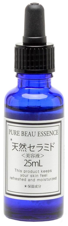 Сыворотка для лица Japan Gals Pure Beau Essence с натуральными керамидами 25 мл