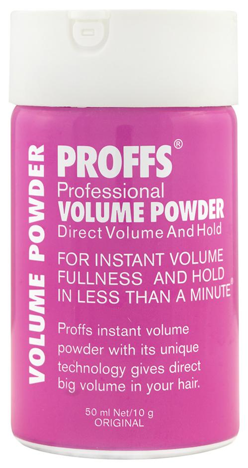 Средство для укладки волос Proffs Volume Powder