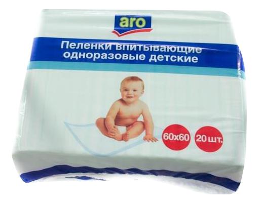 Пеленки для детей aro 60 x 60 30 шт.