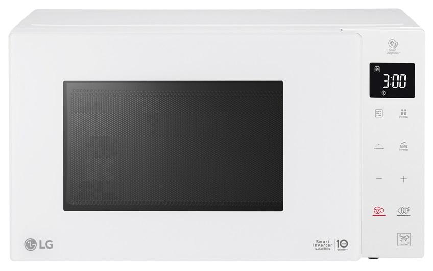 Микроволновая печь соло LG MW25W35GIH white