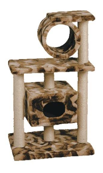 Комплекс для кошек Зооник 2 х этажный
