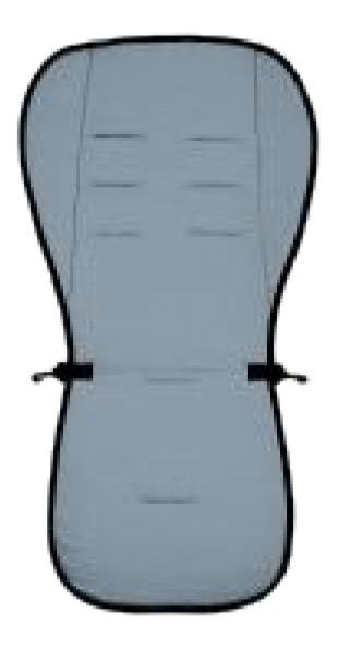 Купить Матрасик в коляску Altabebe Lifeline Polyester+3D Mesh Light Blue, Аксессуары для детских колясок