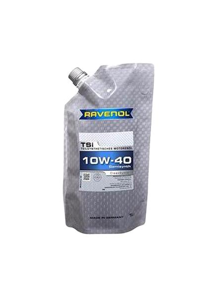 Моторное масло Ravenol TSI 10W 40 1л