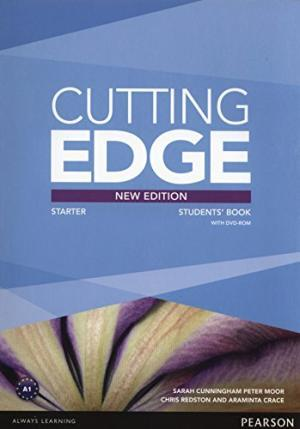 Cutting Edge 3Ed Starter Student\'s Book and DVD Pack