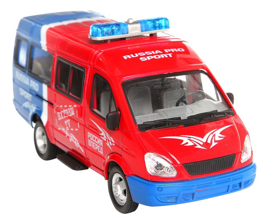 Купить Микроавтобус Russia Pro Sport Автопарк Play Smart А26073, PLAYSMART, Городской транспорт