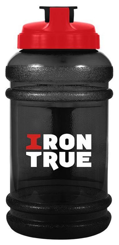 Бутылка Irontrue ITB941 2200 Черно красная 2200