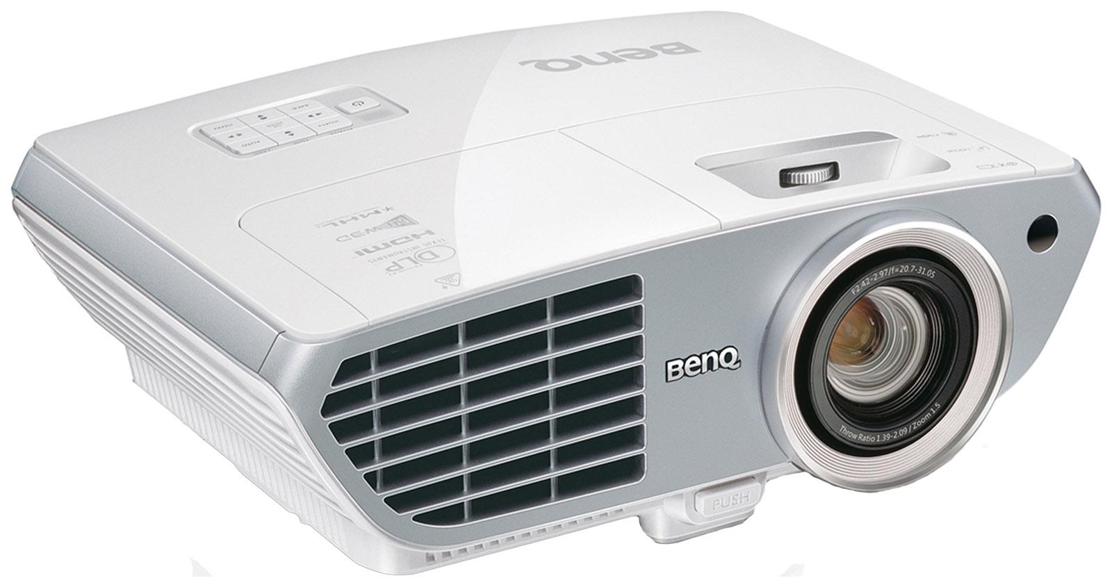 Видеопроектор BenQ W1350 White