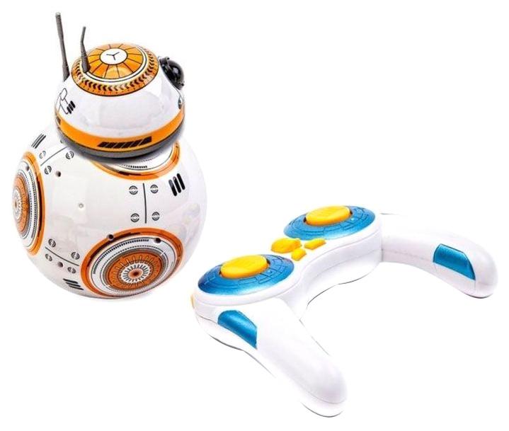 Радиоуправляемый робот Bradex «Звездный воин» Оранжевый