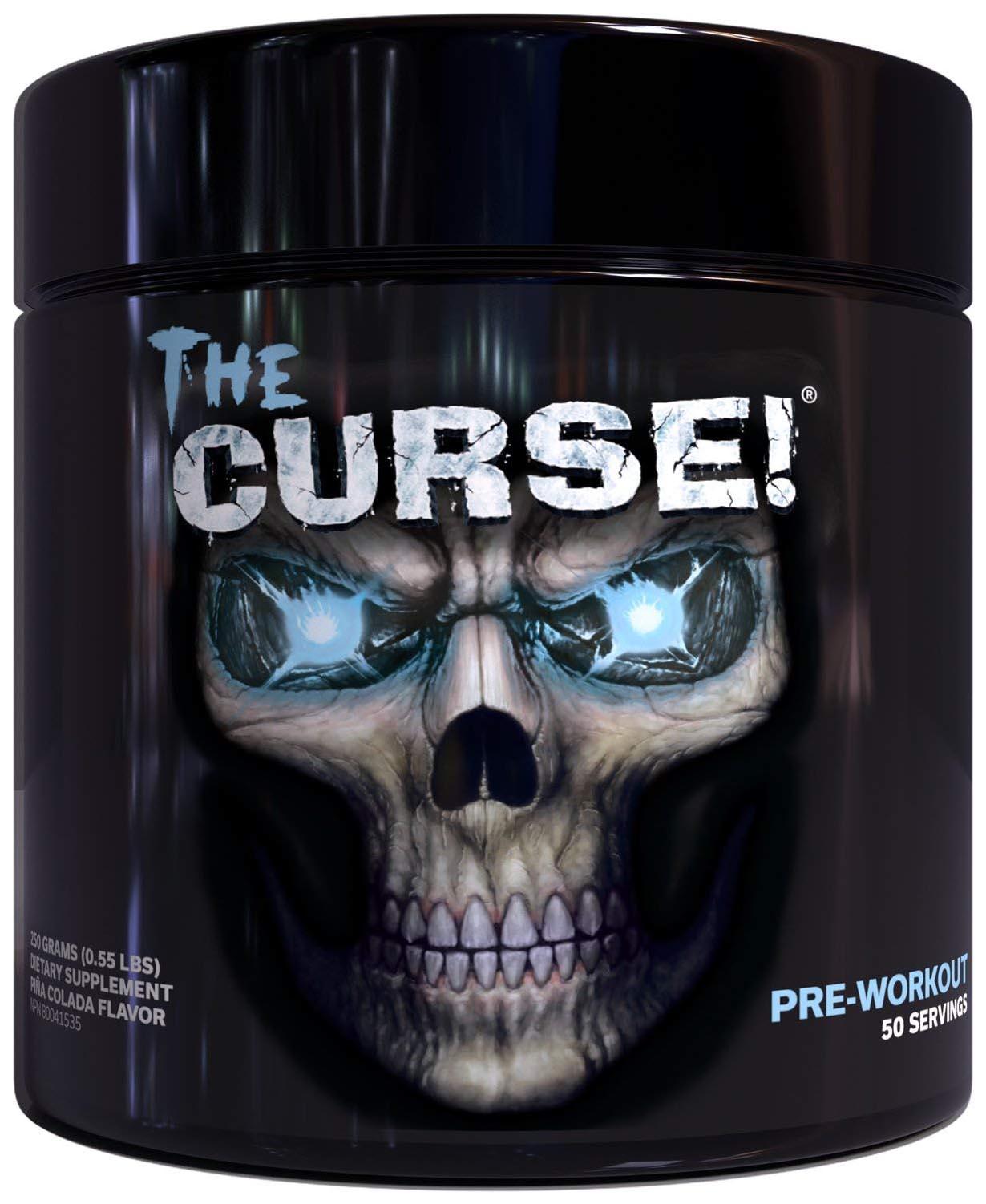 Предтренировочный комплекс Cobra Labs The Curse! 250 г пина колада фото