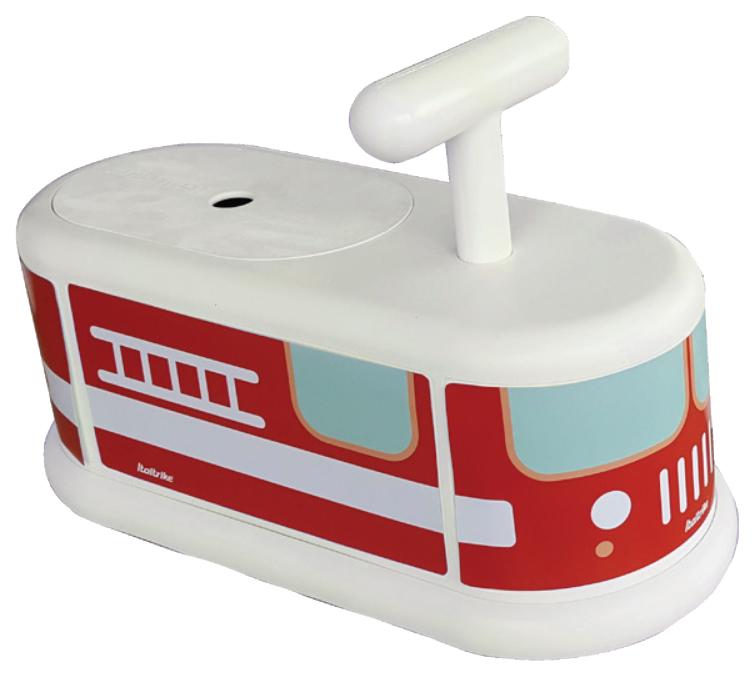 Купить Средняя, Каталка детская Italtrike Пожарная машина 2110PMP990101, Машинки каталки