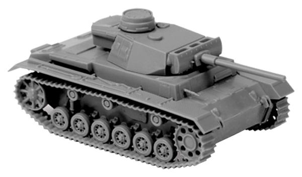 Купить Модели для сборки Zvezda Немецкий огнеметный танк Pz.Kfw III,