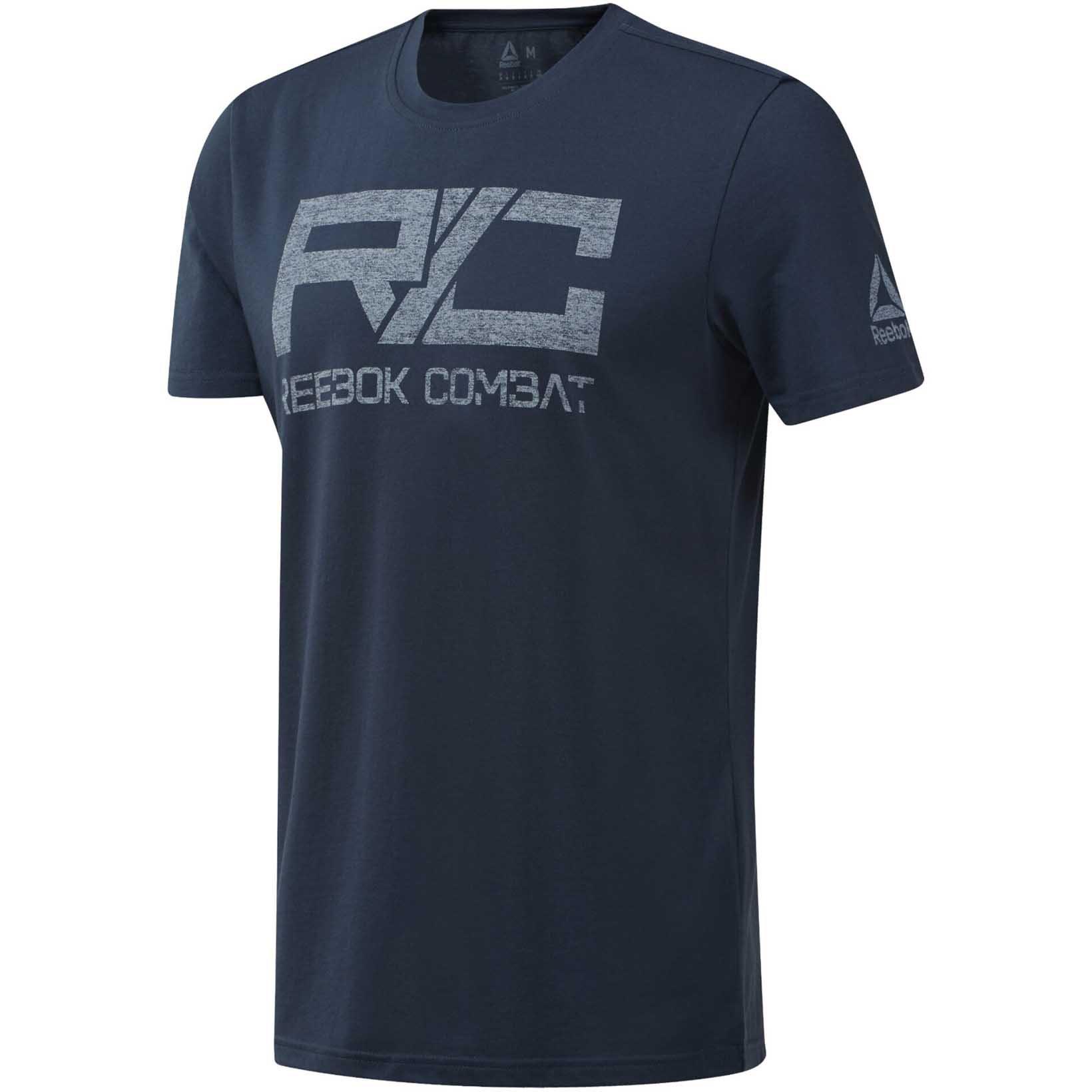 Мужская футболка Reebok Combat Core SS DU4986
