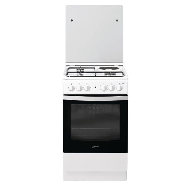 Комбинированная плита Indesit IS5M4KCW/E White