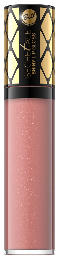 Блеск для губ BELL SECRETALE Shiny Lip Gloss 08 4 мл