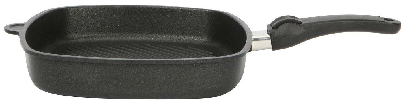 Сковорода-гриль AMT 28х28 см