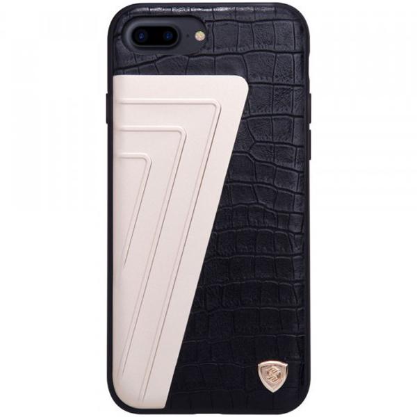 Чехол Nillkin Hybrid Series для Apple iPhone 7 plus / 8 plus Black/Gold