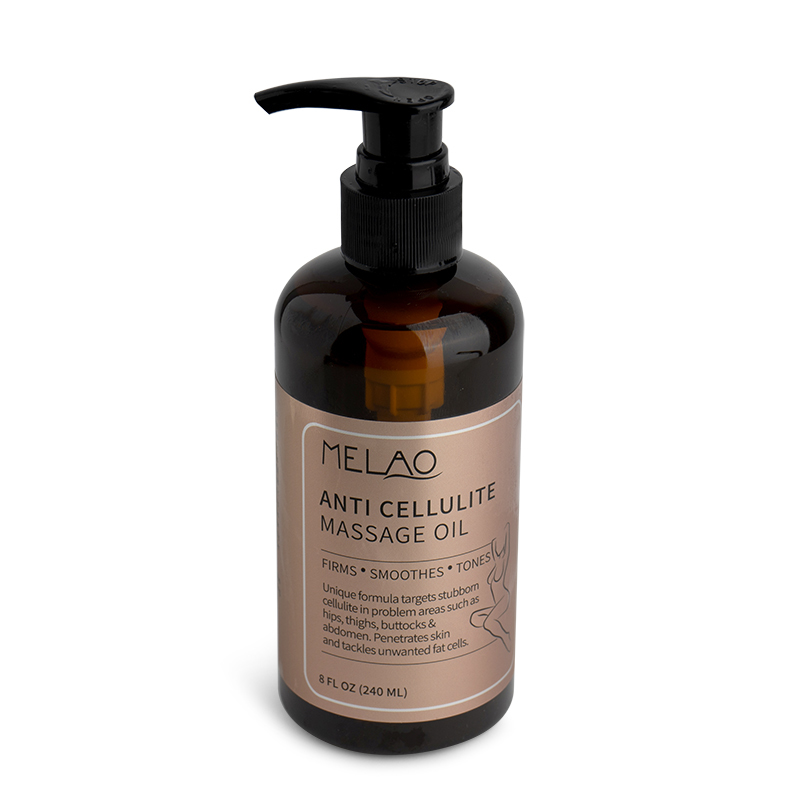Антицеллюлитное массажное масло Melao