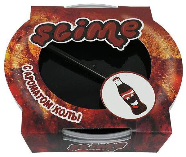 Лизун Nano Gum Mega S30016 Slime