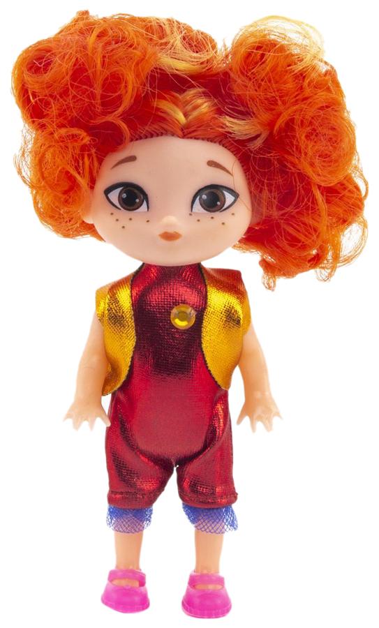 Купить Мини-кукла Сказочный патруль Алёнка, 10 см, Сказочный Патруль, Классические куклы