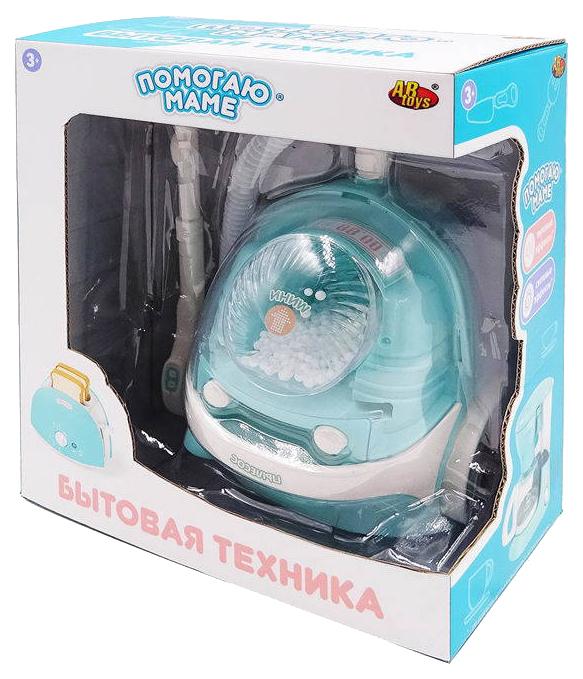 Пылесос игрушечный ABtoys Помогаю маме PT 01213