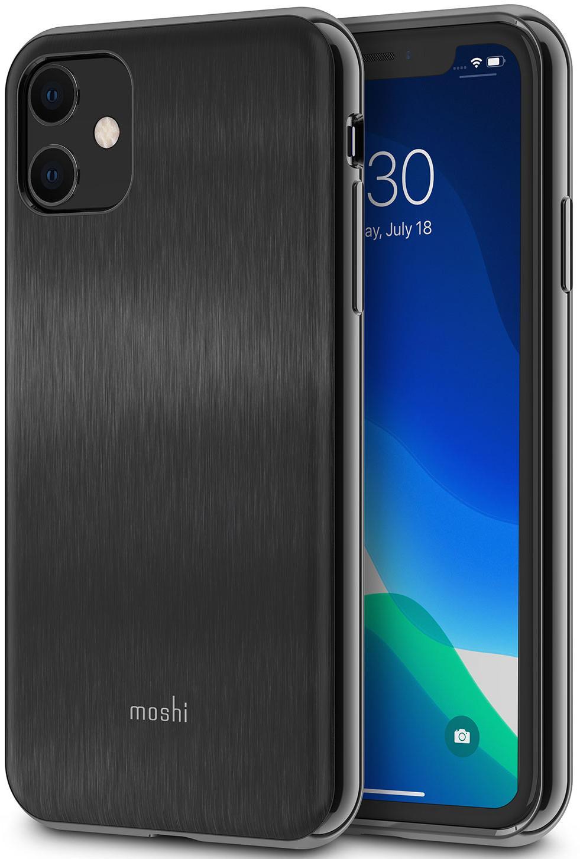 Чехол Moshi iGlaze  для iPhone 11 Black