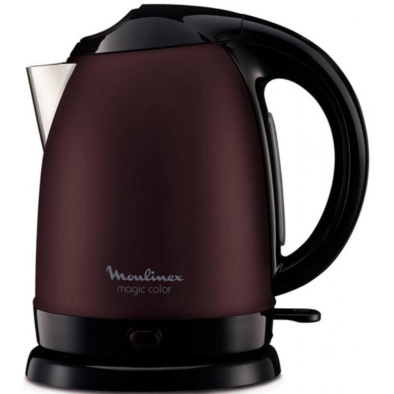 Чайник электрический Moulinex BY 531930 Dark Red