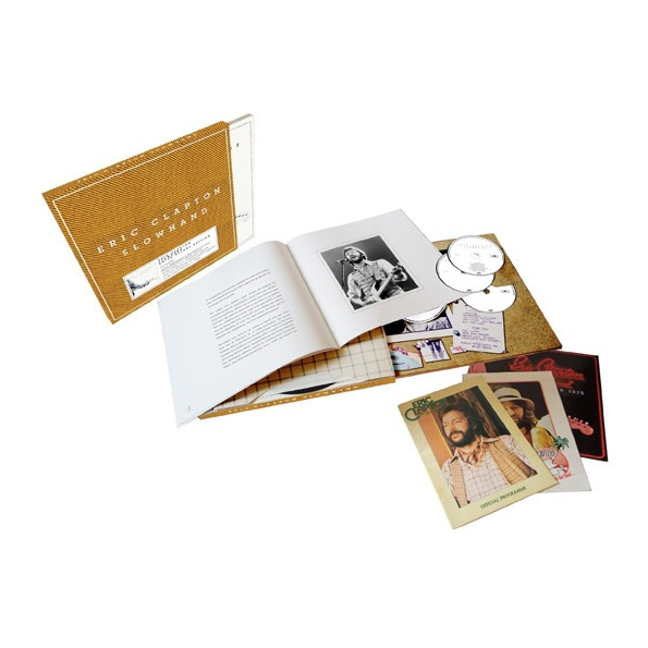 Eric Clapton Slowhand (35th Anniversary Super Deluxe