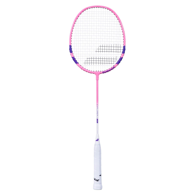 Ракетка для бадминтона Babolat Exploler I 601298 розовая