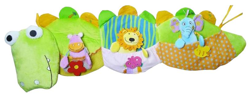 Развивающая игрушка подвесная на кроватку Мои друзья