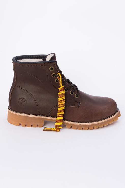 Ботинки женские Affex 81-MSK коричневые 37 RU