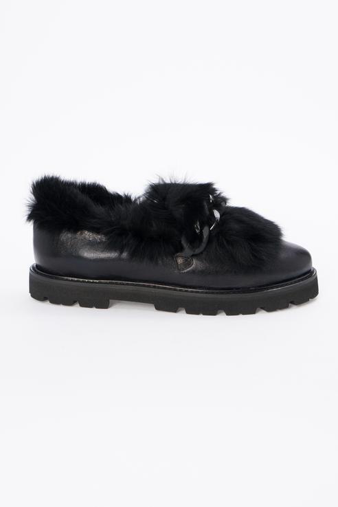 Туфли женские Baldinini 948251AONLA0000XXXXX черные 38 RU фото