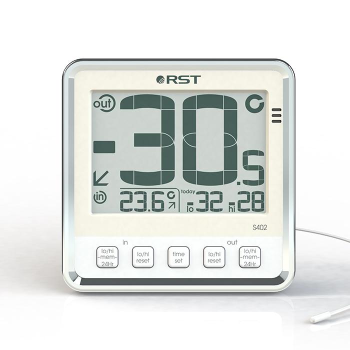 Электронный термометр RST S402