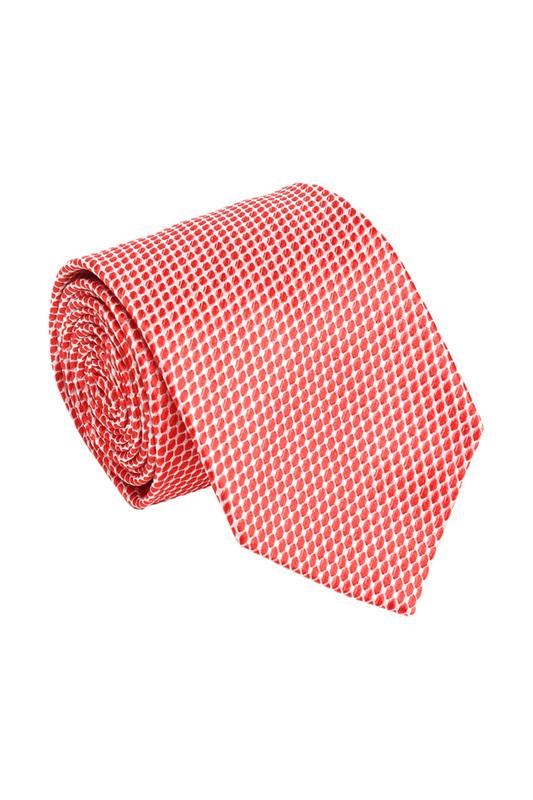 Галстук мужской Ascot 3020 розовый