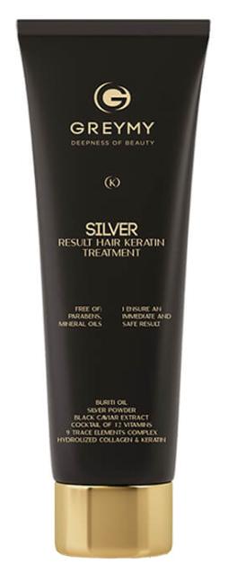 Крем для волос Greymy professional Silver Result