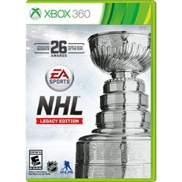 Игра NHL 16 Legacy Edition для Xbox 360