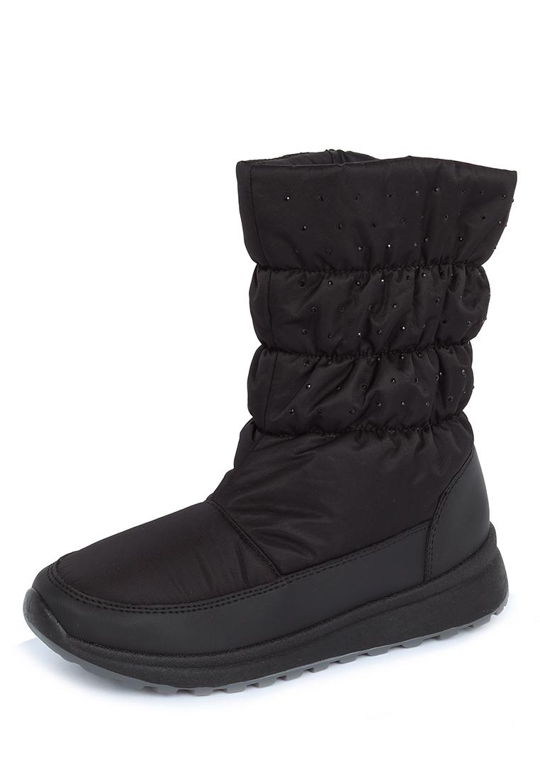 Угги женские T.Taccardi 710018328 черные 40 RU