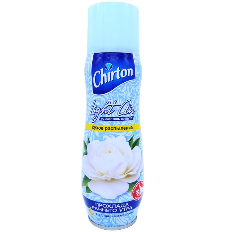 Освежитель воздуха Chirton прохлада раннего утра 300 мл