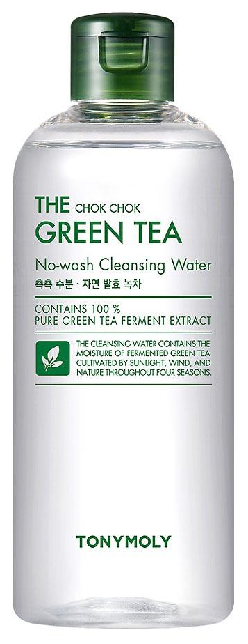 Мицеллярная вода Tony Moly The Chok Chok Green