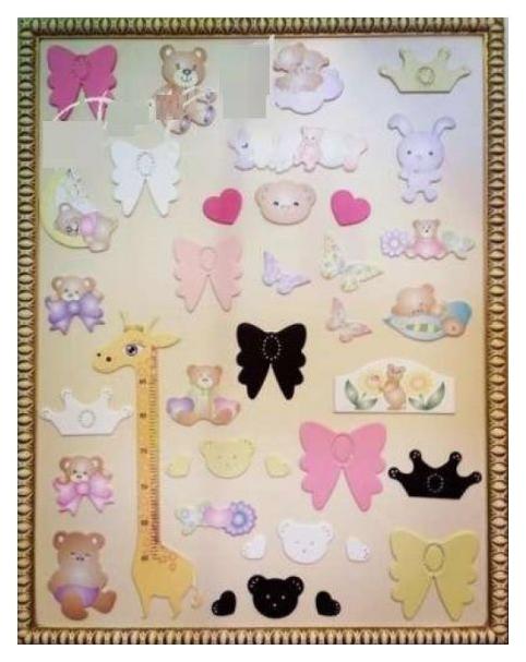 Декоративная накладка Лель Мишка сидячий 012 фото