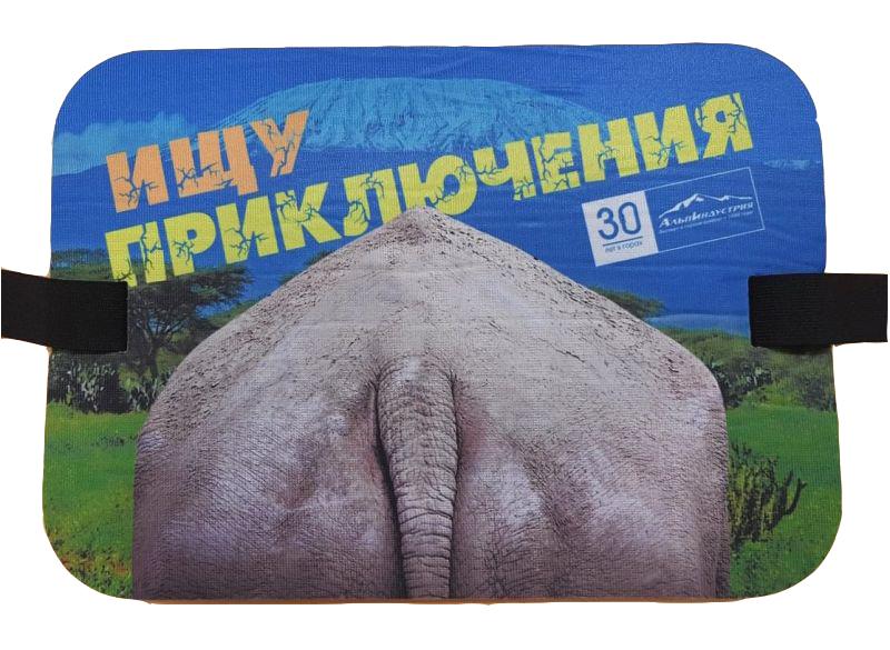 Туристическая сидушка Buttons АИ-30 Слон