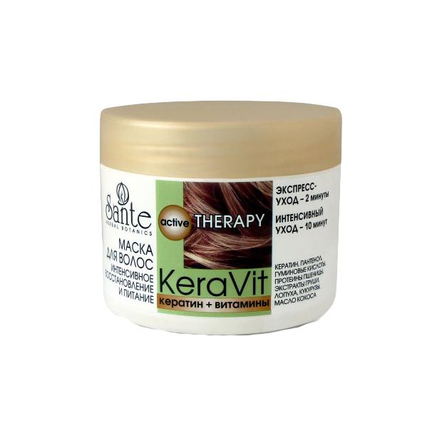 Маска для волос Sante Keravit 300 мл