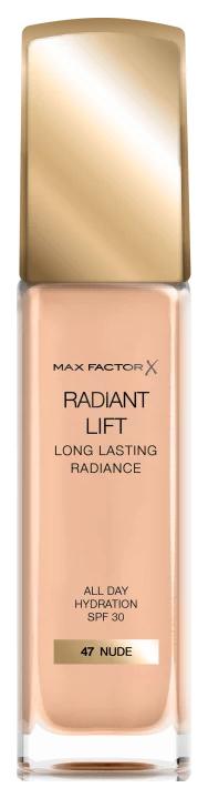 Тональный крем Max Factor Radiant Lift Foundation тон 47 Nude 30 мл
