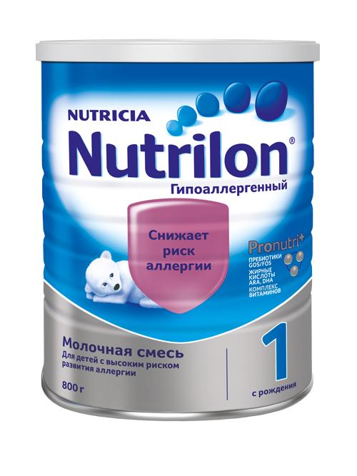 Молочная смесь Nutrilon Гипоаллергенный от 0