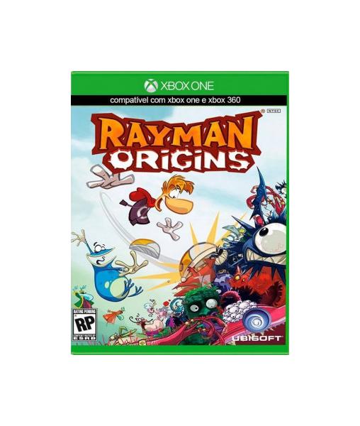 Игра Rayman Origins (Classics) для Xbox 360
