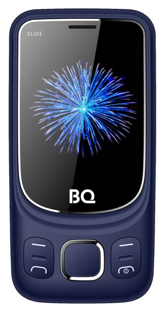 Мобильный телефон BQ 2435 Slide Blue