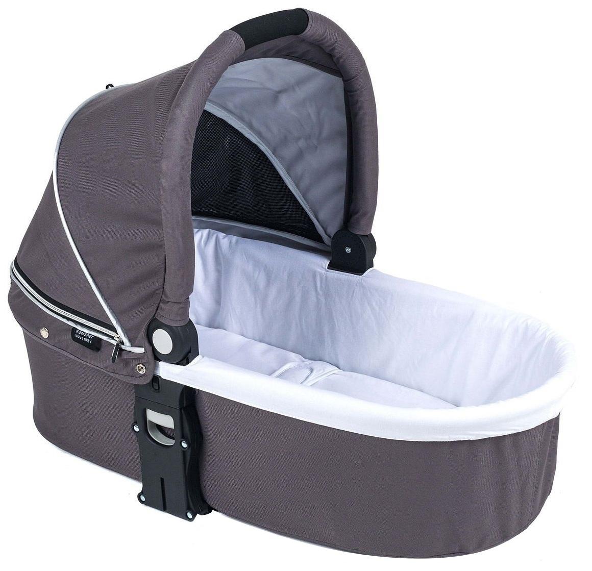 Люлька Valco baby External Bassinet для Snap Duo Валко Беби Dove Grey